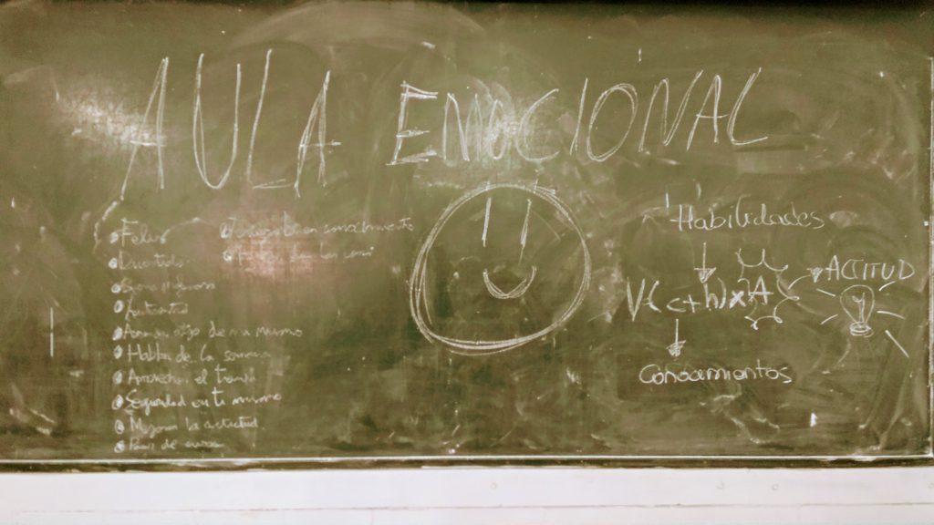 Aula Emocional, actitud, motivación, conocerte mejor, adolescentes