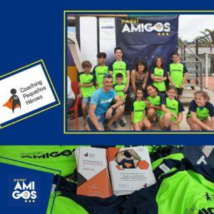 Coaching para adolescenes a través del deporte