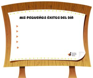 TABLON PEQUEÑOS EXITOS