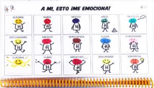 Qué forma tienen tus emociones